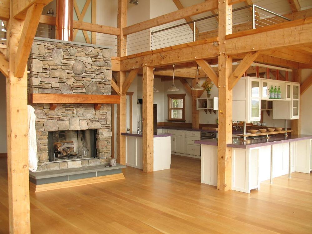House interior wall design